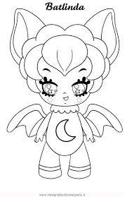 Disegno Glimmies 01 Personaggio Cartone Animato Da Colorare