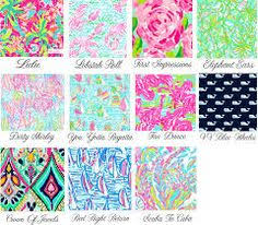 Lilly Pulitzer Pattern Identification Enchanting Finallly A Website To Look Up And Identify Unknown Lilly Prints