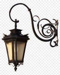 Lamplightoldoutdoor Victorian Hanging Street Lamp Hd Png