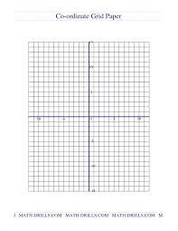 Coordinate Graph Paper Printable Plane Stockshares Co