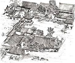 Small Picture chinese garden plan Google Plans of the gardens and