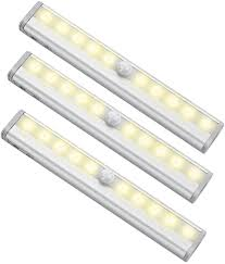 Extra Bright Night Light Motion Sensoring Magnetic Lights Stick On Night Light Warm