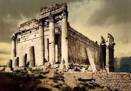 famous ancient architecture.  Architecture Top 10 Most Famous Ancient Roman Monuments Baalbek In Architecture