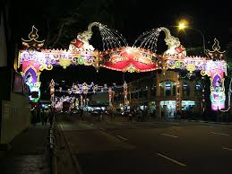 reporting on hinduism religionlink singapore population includes a large south n origin population who have celebrated diwali and other