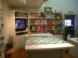 422 best Quilt Rooms & Stash images on Pinterest | DIY, At home ... & Quilting room Adamdwight.com