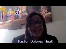 Pastor Dolores Heath | Building God's House | Kairos International  Ministries - YouTube