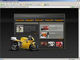 website template 7482 bike club new custom website template bike