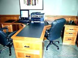 office desk for two people. Contemporary People Office Desk For Two 2 Person Desks Home  Furniture People Ideas Accessories Must Haves Intended