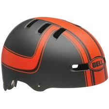 Bell Fraction Helmet Mat Black Red