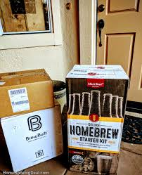 the perfect gift for any guy this holiday season plete home beer brewing kit beer brewing homebrew homebrewing home craftbeer kit beer brewing