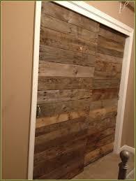 Wood Closet Doors Sliding | Home Design Ideas