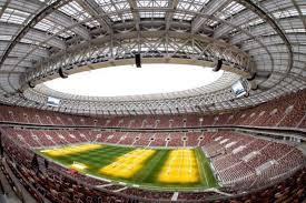 Football Vladimir Putin Says 2018 World Cup Venues On Track