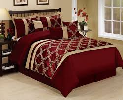 Bedding : Magnificent Burgundy Bedding Cressida Taupe Reversible ... & Full Size of Bedding:magnificent Burgundy Bedding Cressida Taupe Reversible  Bedspread Quilt Set King 18 ... Adamdwight.com