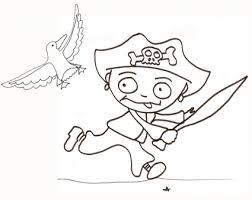 Disegno Di Giovane Pirata Cose Per Crescere