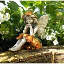 garden fairies statues. Resin Garden Fairy Statues Outdoor Statue Daydream Fairies T