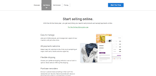Make A Cover Page Online Best 5 Small Business Website Builders Feb 2019
