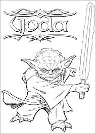 Small Picture Star wars coloring pages master yoda ColoringStar