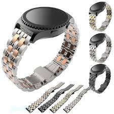 Gear S2 Band Size Chart Luxury Stainless Steel Watch Band Strap Metal Clasp For
