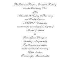 Graduation Open House Invites Graduation Ceremony Invitation