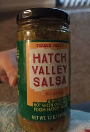 Trader jose's, hatch valley salsa - 12 oz