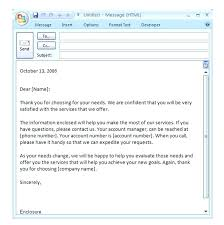 Client Introduction Email Sample To How Write Rightarrow Template