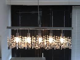 Lampe Hängelampe Esstischlampe Kristalle In 70619 Stuttgart For