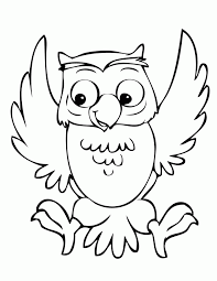 Small Picture Owls Coloring Pages GetColoringPagescom