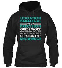 Litigation Paralegal Precision