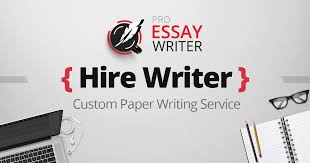 hire essay writer online • custom paper writing service