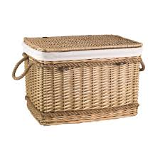 woven basket with lid. Flat Lid Basket - BASK110ec. Loading Zoom Woven With