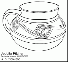 Small Picture fantastic indian pottery coloring pages with mexico coloring pages