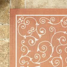indoor outdoor area rugs safavieh courtyard indoor outdoor area rug
