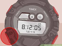 image titled set a timex expedition step 1