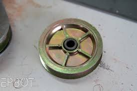 garage door pulley wheelEPBOT Make Your Own Sliding Barn Door  For Cheap