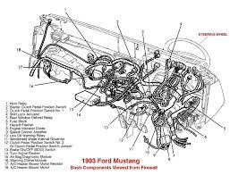 1990 yj ignition wiring diagram 1990 wiring diagram collections 89 mustang dash wiring schematics
