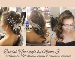 airbrush graduation hd makeup studio and academy manila bridal hairstyle