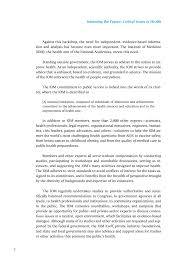the institute of medicine advising the nation improving health  page 2