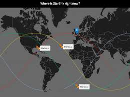 Spacex starlink satellite internet service. How To See Starlink Satellites In The Night Sky Business Insider