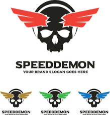 Demon Logo Vectors Free Download