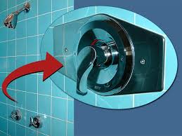 how to convert a two or three handle tub shower valve to single handle with no tile repair installation