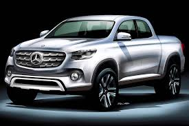Mercedes-Benz Pickup Truck Could Debut This Year | Fortune