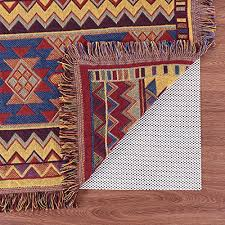 rug pad mbigm high density non slip area rug pad indoor runner rugs pads 4x6 on wood hard floors for under carpets runners 4 x 6