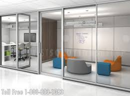 modern office spaces. Use Movable Walls With Glass For Private Office Spaces Modern