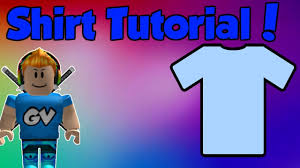 How Do You Make Your Own Shirt In Roblox How To Create Your Own T Shirt In Roblox