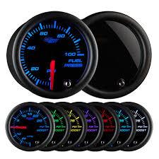 glowshift fuel pressure gauges Electric Speedometer Gauge Wiring Diagram at Glowshift Boost Gauge Wiring Diagram