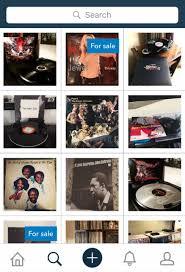 vinyl records collector, #vinyloftheday marketplace app, sell vinyl, buy  vinyl, buy