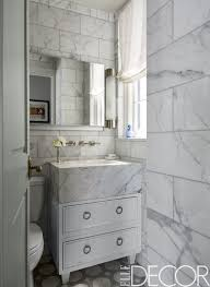 25 White Bathroom Design Ideas - Decorating Tips for All White Bathrooms