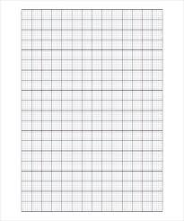 Graph Paper Sample 1 Inch Graph Papers Sample Templates Semi