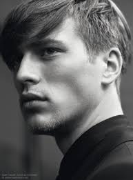 Hairstyles For Men To The Side Shaved Sides With Fringe Men Hairstyles Top 5 Curly Hairstyles For