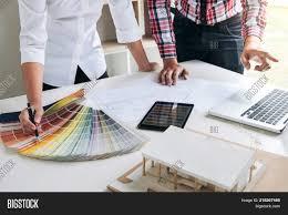 Two Interior Design Image Photo Free Trial Bigstock